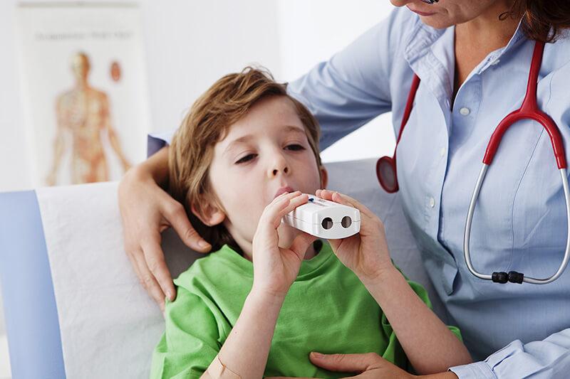 Astmabehandling i Göteborg